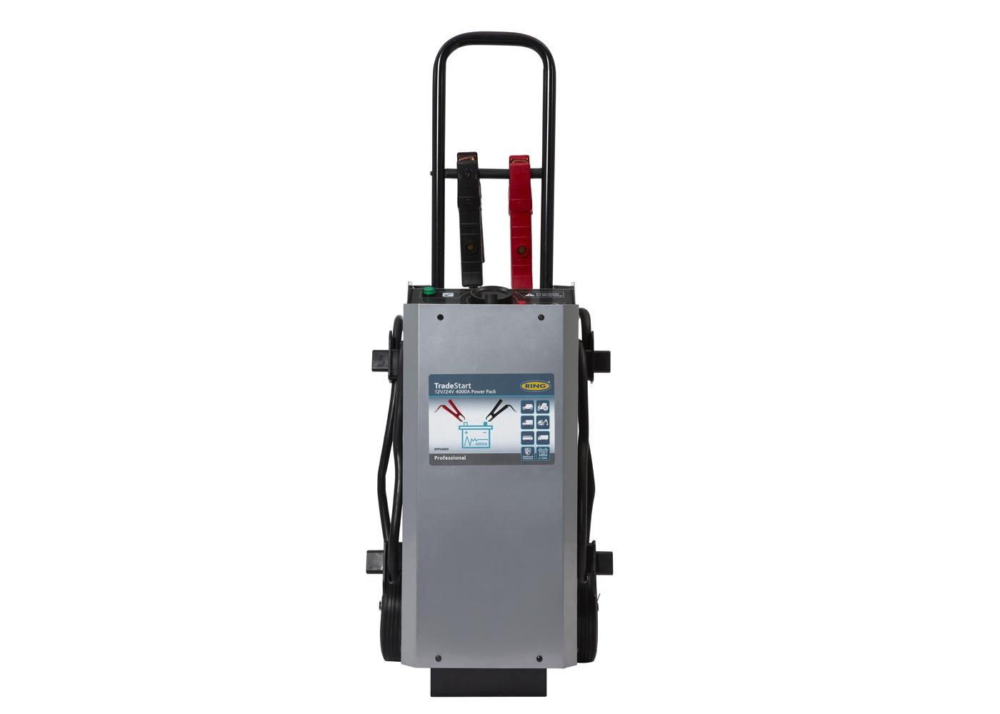 12V/24V Power Pack - TradeStart S4000   RPPS4000   Ring