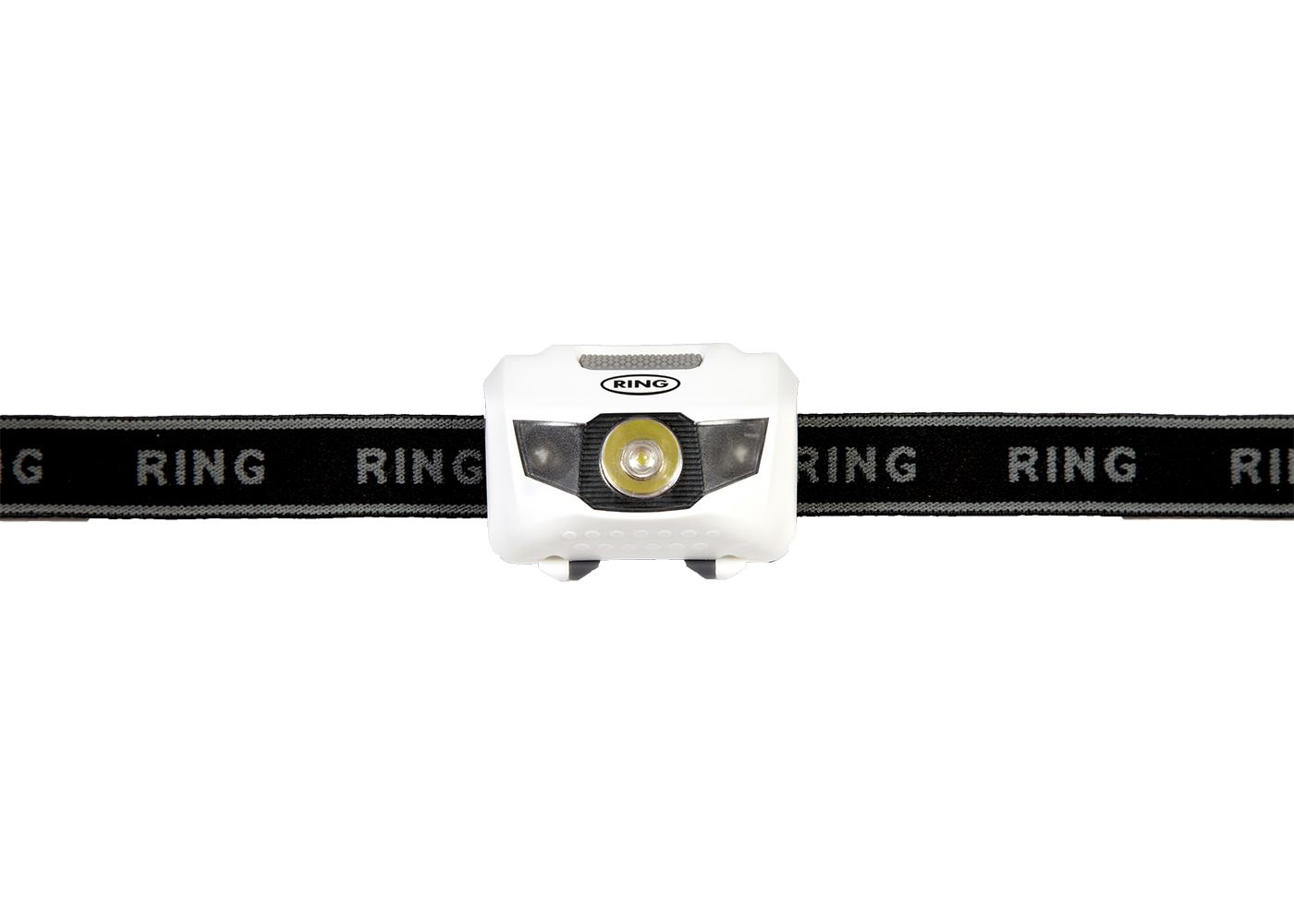 87 Lumens Hashing? RING RT5191 WHITE High Performance LED Head Torch
