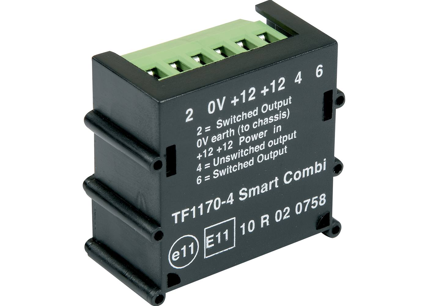 Rct465 12s Smart Combination 22a Relay Caravan Wiring Diagram